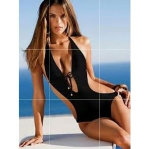 Victoria Secret SEXY Monokini 1 Piece Swimsuit Med